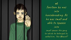 Child in Jail