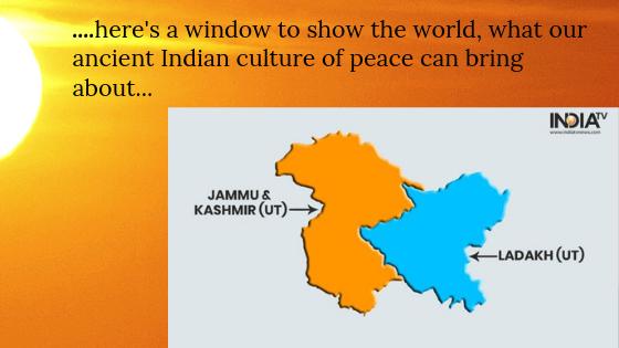 Kashmir peace