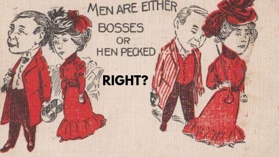 Henpecked Husbands..!