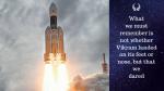 Vikram's Moon Landing..!