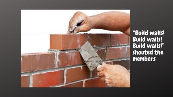 An Overjoyed Builders Association..!