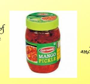 Pickle, Pepper and Pleasure..!