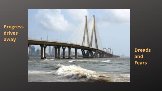 Fear and the Mumbai Sea-Link..!