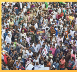 Mumbai's Protest Rally: A Return of Goodness..!