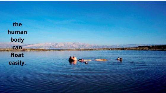 Dead as the Dead Sea..!