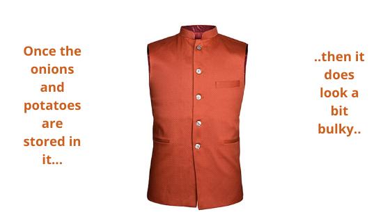 The Modi Jacket..!