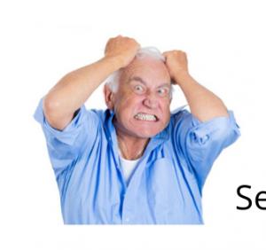 Senior Citizens Are Not Senior Enough..!