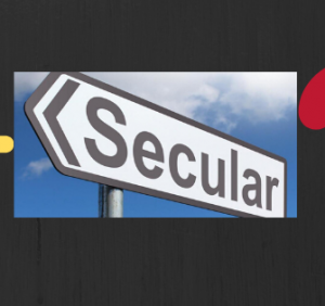 How To Be Secular..!