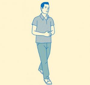 How Do You Walk?