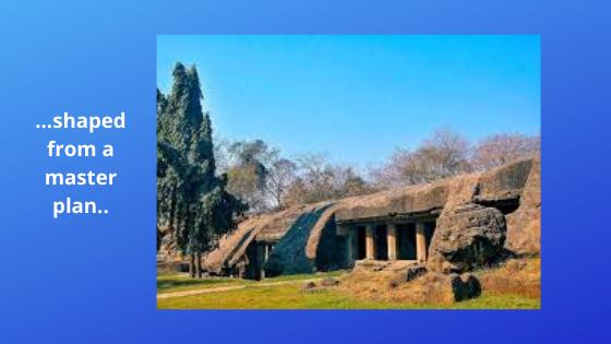 Mahakali Caves Tell A Tale..!