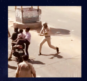 Police, Beating Up People..!