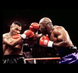 When I Interviewed a World Heavyweight Boxing Champ..!