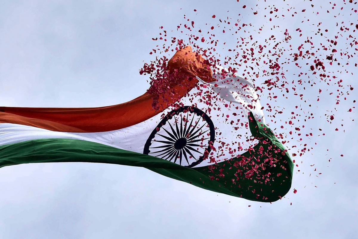 A Quiet Independence Day..!