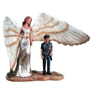 The Woman Angel and the Policeman..!