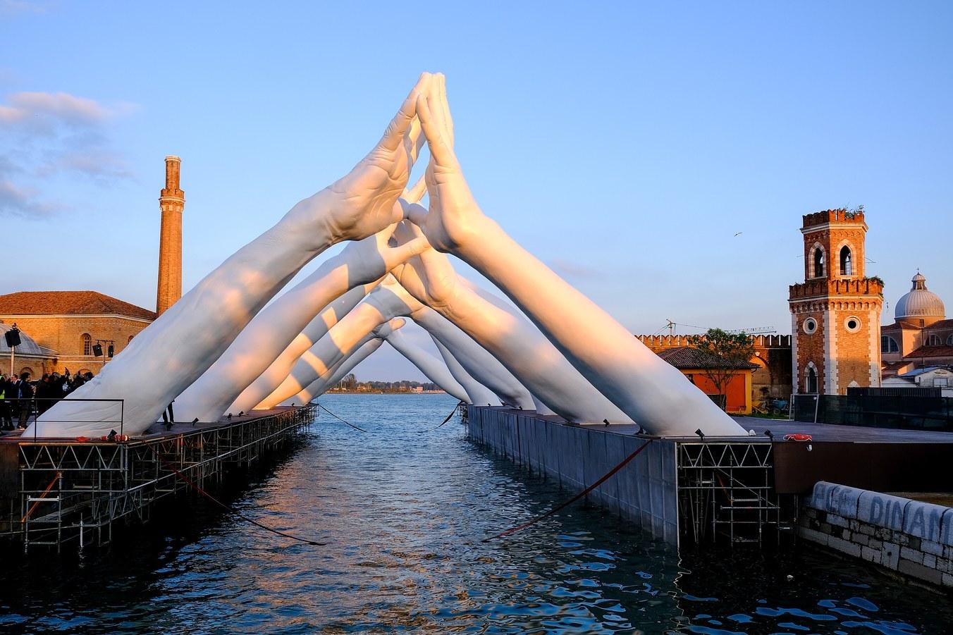 Building Bridges Out of Fear..!