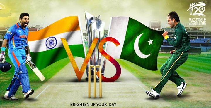 War on the Cricket Field..!