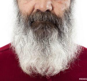 A Longer, Whiter Beard..!