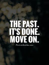 Burying the Past..!
