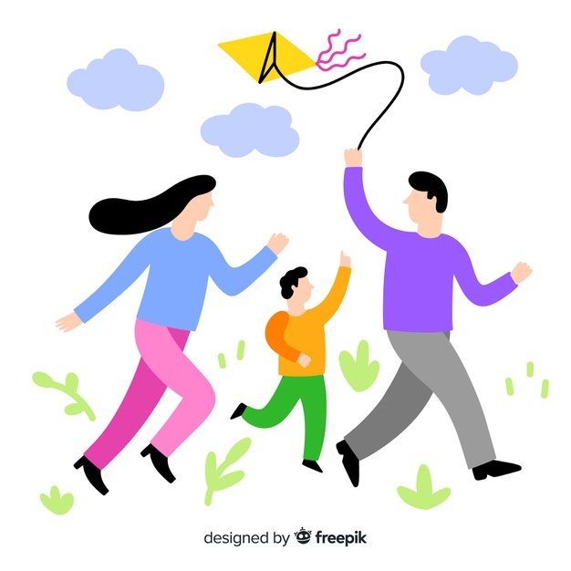 Let's Go Fly A Kite..!