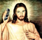 If Jesus Had a Cellphone..!