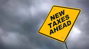 New Taxes and Tax Savings..!