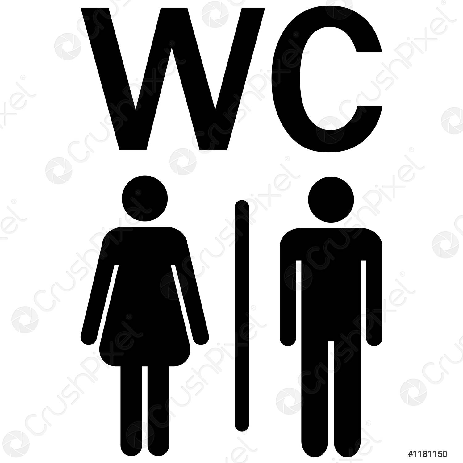 The WC..!