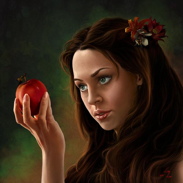 Still Biting Eve's Apple?