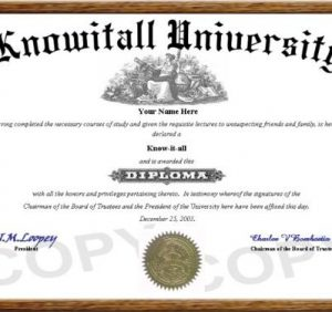 From KnowAll to LearnAll..!