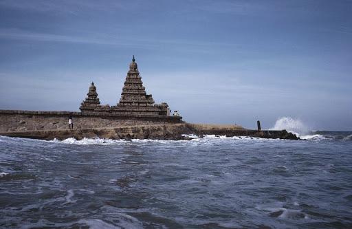 Visiting Mahabalipuram! Visiting Spain! To See What?