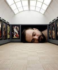 Peace in an Art Gallery?