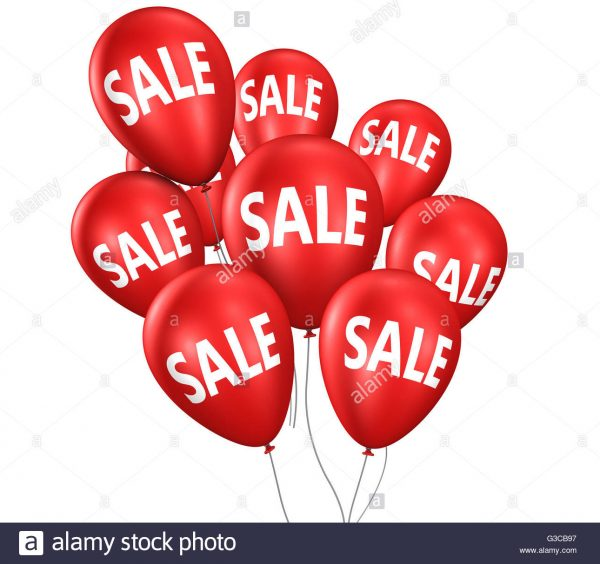 Discounts, Sales, and Bargains..!