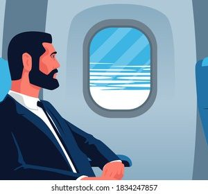 Flights Only for Bearded Passengers..!