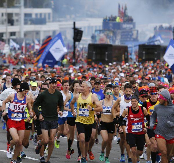The Marathon..!