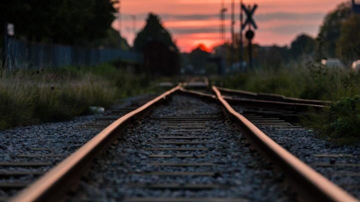 Woman Thrown Off Train..!