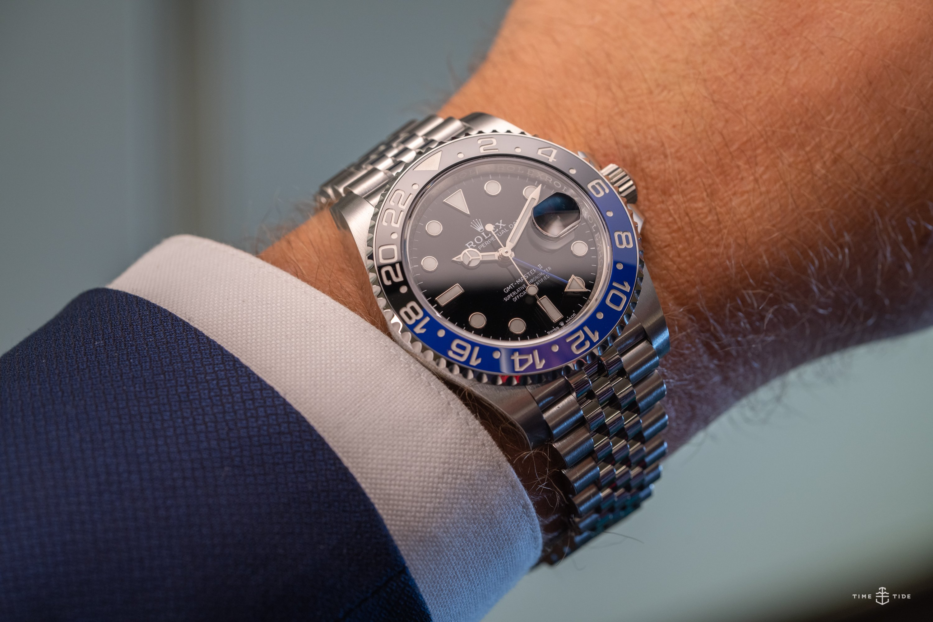 Be Thankful It's Only Your Rolex..!