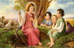 Jesus and His Classmates..!