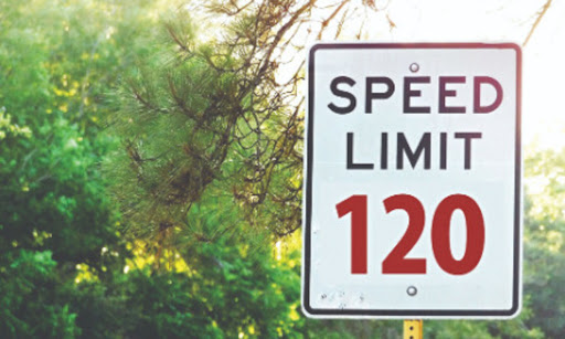 Reduce the Speed Limit..!
