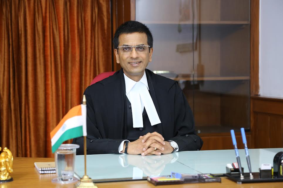 Truth and Justice Chandrachud..!