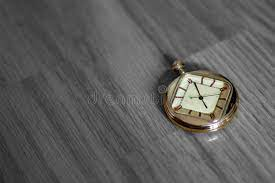 The Watch Thrown on the Floor..!