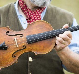 Don't Blame the Violin..!